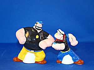 Popeye & Brutus Salt & Pepper