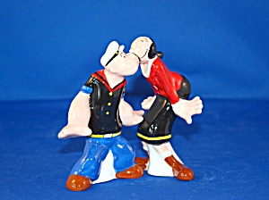 Popeye & Olive Salt & Pepper