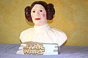 PRINCESS LEIA COOKIE JAR (Image1)