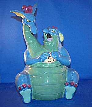 Quest For Camelot Cookie Jar