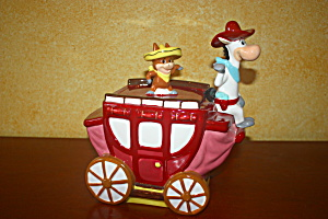 Quickdraw Mcgraw Cookie Jar
