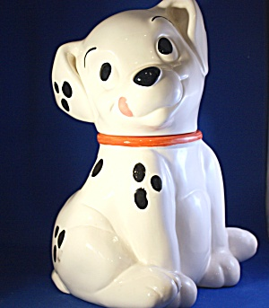 Roly Dalmation Cookie Jar