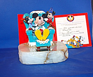 DISNEYANA CONVENTION 1993 MICKEY'S DREAM (Image1)