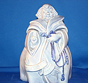 RED WING FRIAR TUCK COOKIE JAR (Image1)