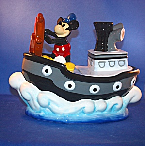STEAMBOAT WILLIE COOKIE JAR (Image1)