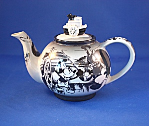 Steamboat Willie Cardew Betty Teapot