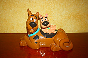Scooby And Scrappy Cookie Jar
