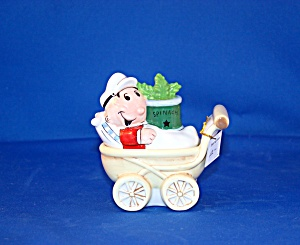 Sweet Pea & Stroller Salt & Pepper