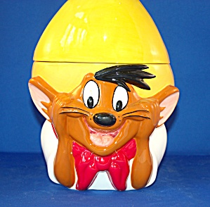 SPEEDY GONZALES COOKIE JAR (Image1)