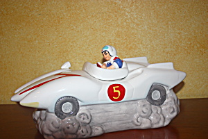 Speed Racer Cookie Jar