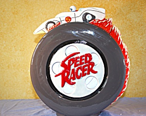 SPEED RACER WHEEL & MACH V COOKIE JAR (Image1)