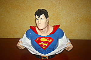 SUPERMAN COOKIE JAR (Image1)