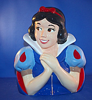 SNOW WHITE COOKIE JAR (Image1)