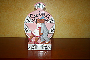 Swing Cookie Jar