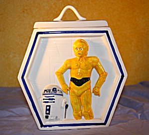 STAR WARS TURNABOUT COOKIE JAR (Image1)
