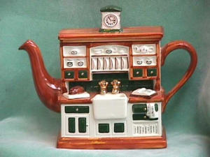 Butlers Sink Teapot