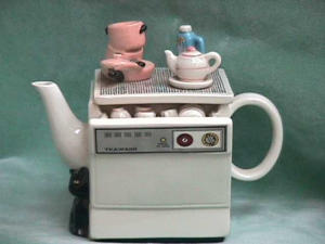Dishwasher Teapot