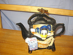Donald Mangle Cardew Limited Edition Teapot (Image1)