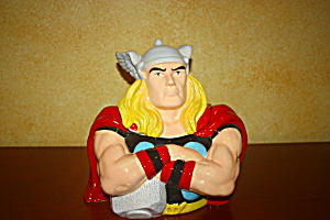 Thor Cookie Jar