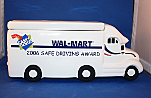 WALMART TRUCK COOKIE JAR (Image1)