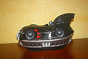 Warner Brothers Batmobile Cookie Jar