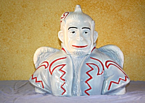 Winged Monkey Cookie Jar