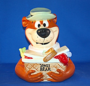 Yogi Bear Cookie Jar
