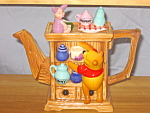 Click here to enlarge image and see more about item 203: Winnie the Pooh Hutch Cardew Limited Edition