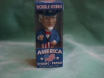 Click here to enlarge image and see more about item B015: UNCLE SAM BOBBER
