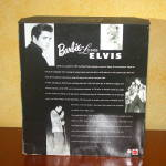 Click to view larger image of 1996 BARBIE LOVES ELVIS Collector Edition  (Image2)