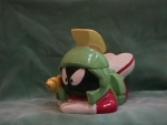 MARVIN THE MARTIAN COOKIE JAR