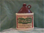 Click here to enlarge image and see more about item CJC041: COKE JUG COOKIE JAR