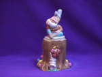 Click here to enlarge image and see more about item CJD006: SNOW WHITE TREAT JAR