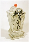 Click here to enlarge image and see more about item CJD506: NIGHTMARE BEFORE CHRISTMAS Jack COOKIE JAR