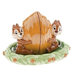 Click here to enlarge image and see more about item D505: DISNEY CHIP 'N' DALE LE 350 Shaker Set