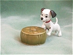 Click here to enlarge image and see more about item DANA105: DISNEY CLASSICS LUCKY DALMATION PUPPY