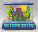 Click to view larger image of RARE  Finding Nemo ;Fishtank Musical Snow   (Image2)