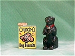 Click here to enlarge image and see more about item FSP030: BEGGING DOG SALT & PEPPER