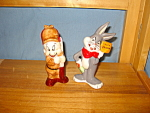 Click here to enlarge image and see more about item FSP293: BUGS & ELMER FUDD SALT & PEPPER