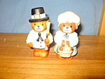 Click to view larger image of PRECIOUS MOMENTS BEARS SALT & PEPPER (Image1)