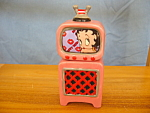 Click here to enlarge image and see more about item MSP2222: BETTY BOOP TV SALT &PEPPER SET