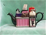 Click to view larger image of HANDBAG COUNTER TEAPOT (Image1)