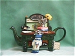 GOLF TABLE TEAPOT