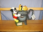 Mickey Stove Cardew Limited Edition British T