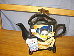 Donald Mangle Cardew Limited Edition Teapot
