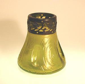 Loetz Glass Vase, C. 1900 (Image1)