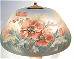 Click here to enlarge image and see more about item MoeBridgesPoppyLampmorepics: Moe Bridges Poppy Lamp, more pictures
