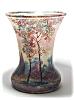 Click to view larger image of Handel Teroma Vase, Artist Broggi (Image2)