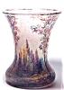 Click to view larger image of Handel Teroma Vase, Artist Broggi (Image4)
