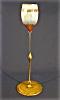 Click to view larger image of RareTiffany Studios Favrile Flower-Form Vase (Image2)